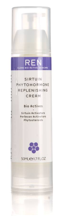 REN Sirtuin Phytohirmone Replenishing Cream 50ml