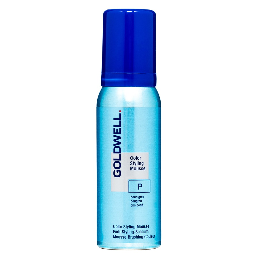 Goldwell Color Styling Mousse P Pearl Grey 75ml