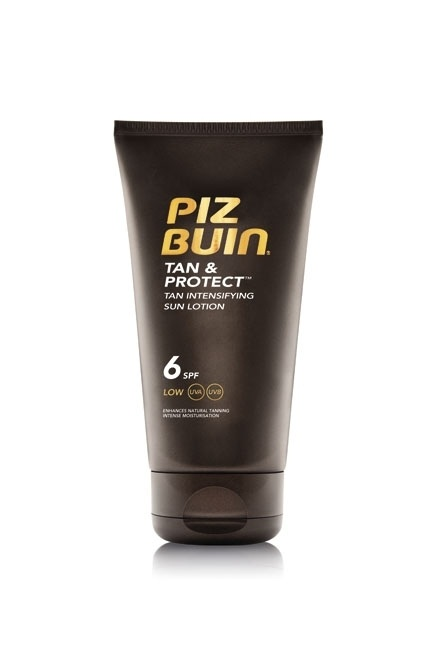 Piz Buin Tan & Protect Sun Lotion SPF6