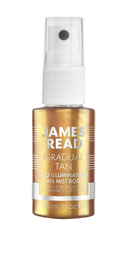 James Read H2O Illuminating Tan mist Body 30ml