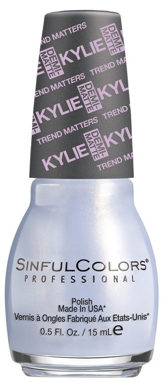 Kylie Jenner Sinful Colors Neglelak Kurtsey #2077 15ml