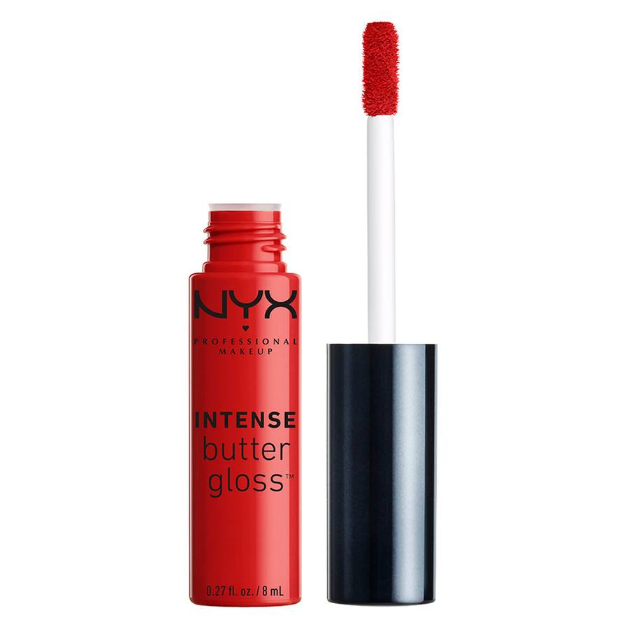 NYX Professional Makeup Intense Butter Gloss Cranberry Pie 8ml