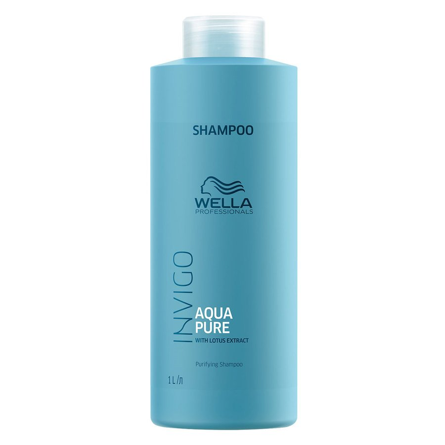 Wella Professionals Invigo Balance Aqua Pure Purifying Shampoo 1000 ml