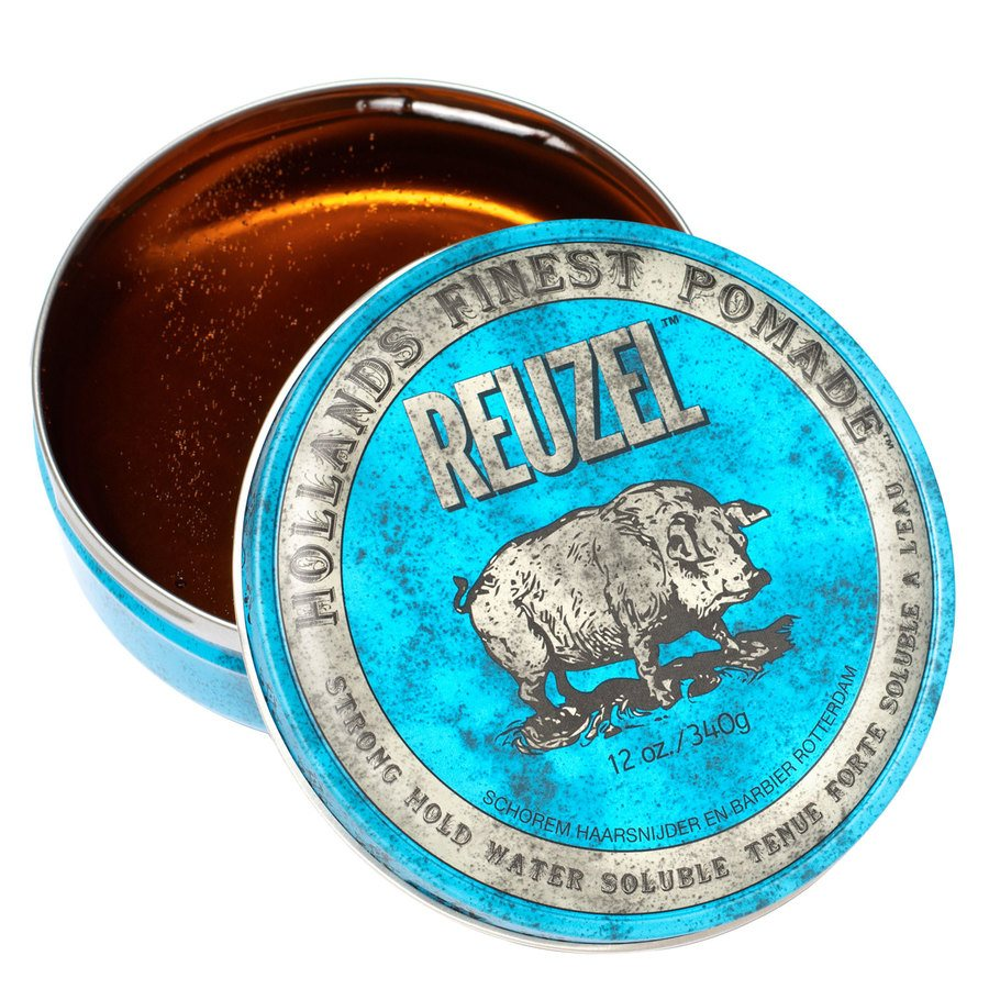 Reuzel Blue Strong Hold High Sheen Pomade 340 g
