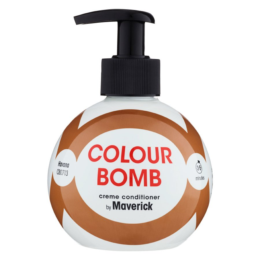 Colour Bomb Farvebalsam Havana 250 ml