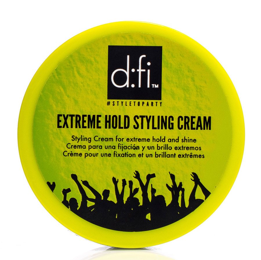D:fi Extreme Cream Styling Cream For Extreme Hold And Shine 75g