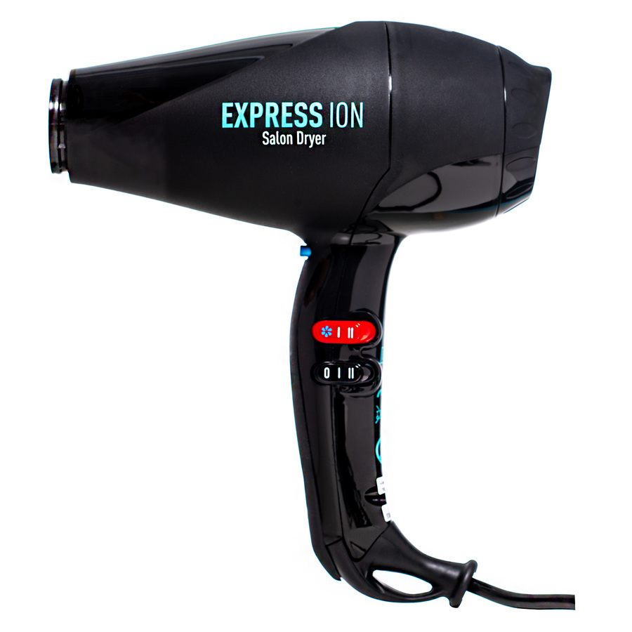 Gama Professional Express Ion Salon Dryer Hårtørrer 2400 watt