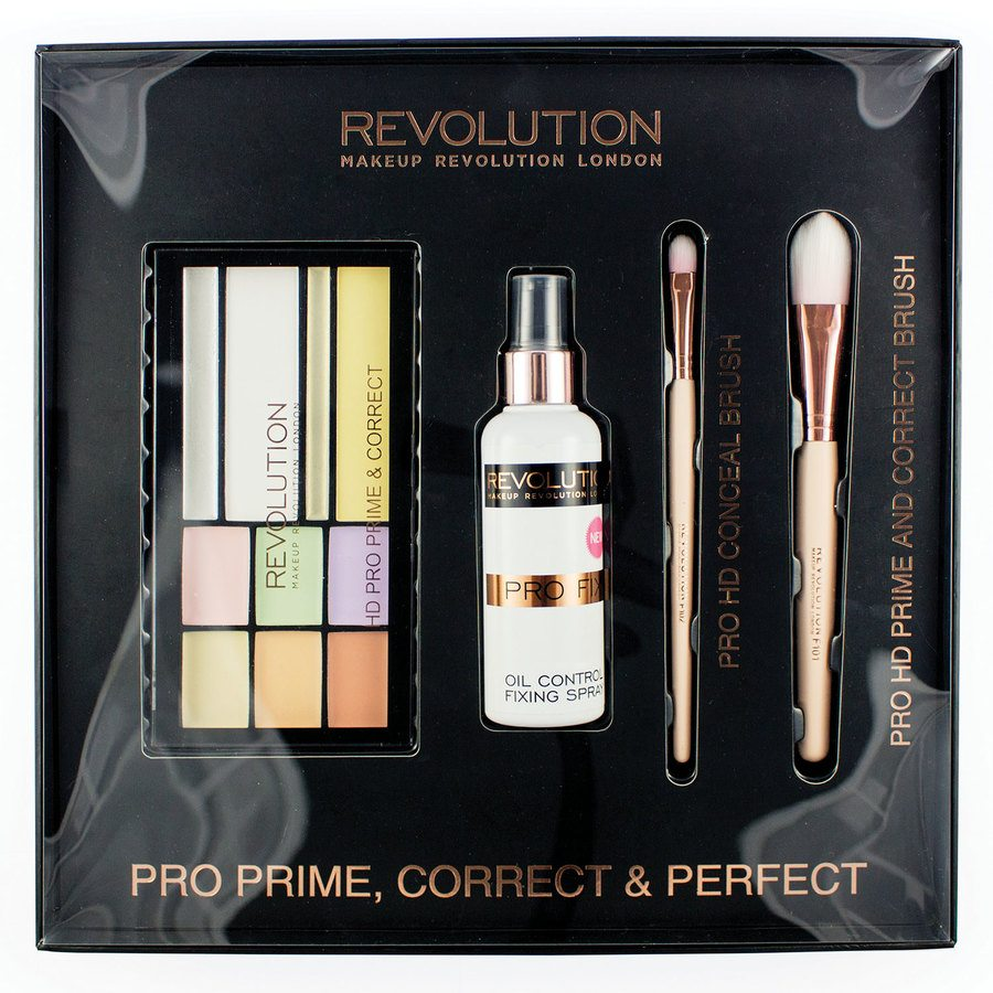 Makeup Revolution PRO Prime Correct and Perfect