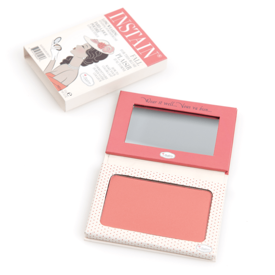 The Balm Instain Long Wearing Powder Blush Swiss Dot 5,5g