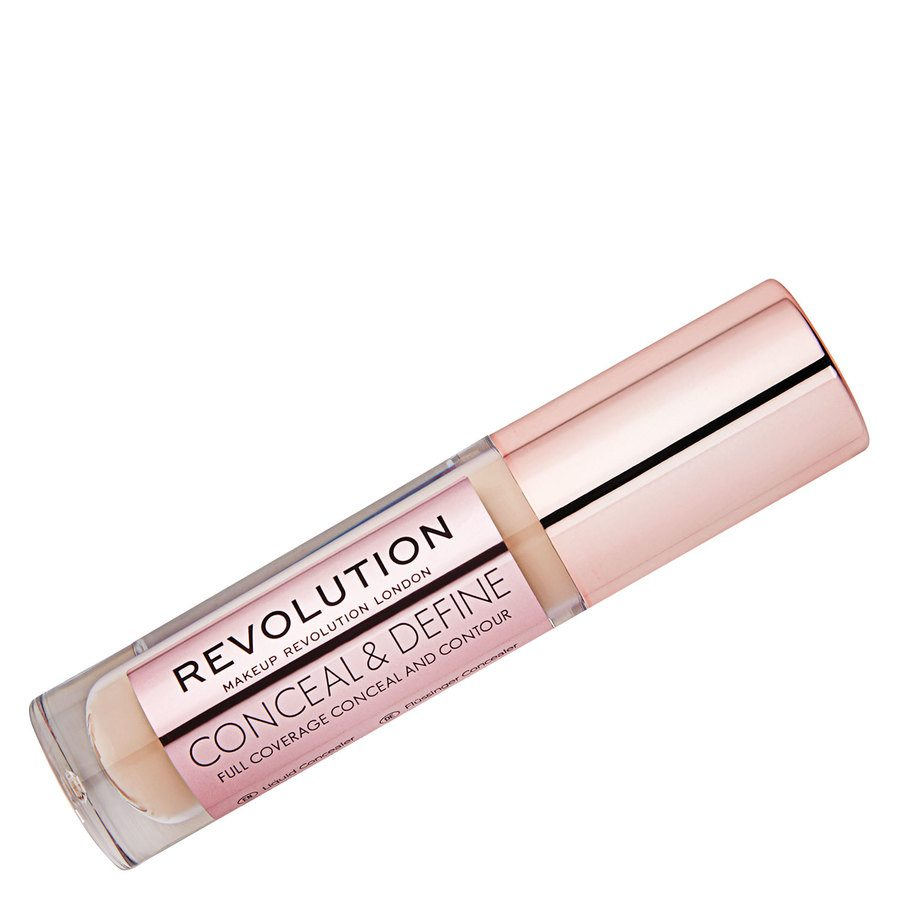 Makeup Revolution Conceal And Define Concealer C6