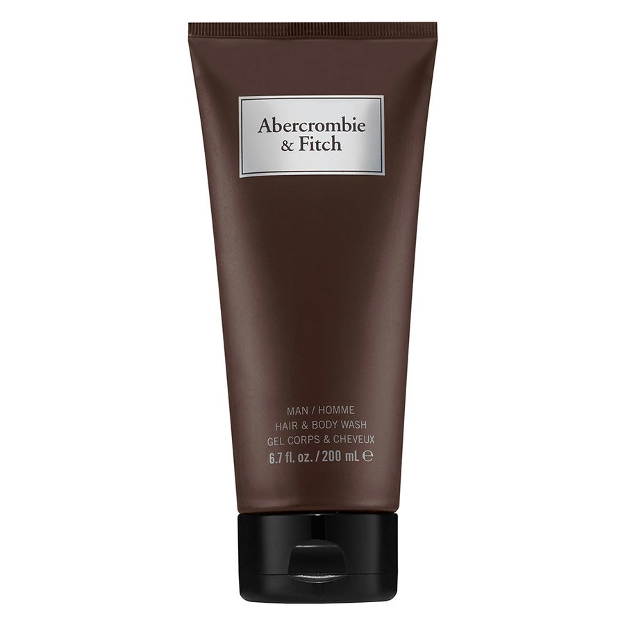 Abercrombie & Fitch First Instinct Men Hair & Body Wash 200 ml