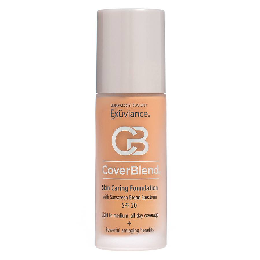 Exuviance CoverBlend Skin Caring Foundation SPF 20 Desert Sand 30ml