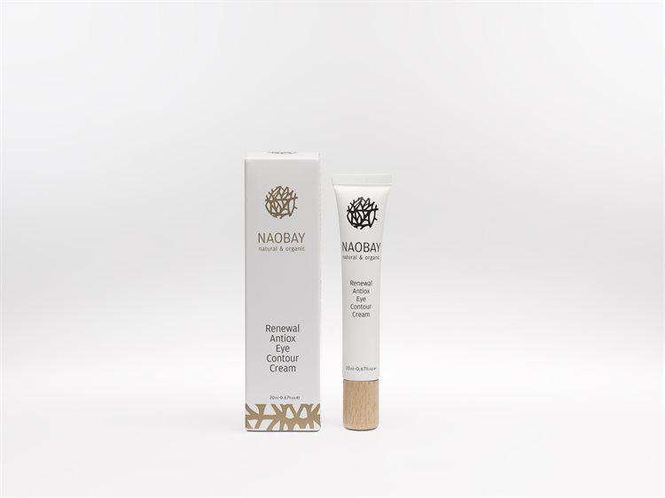 Naobay Renewal Antioxidant Eye Contour Cream 20 ml