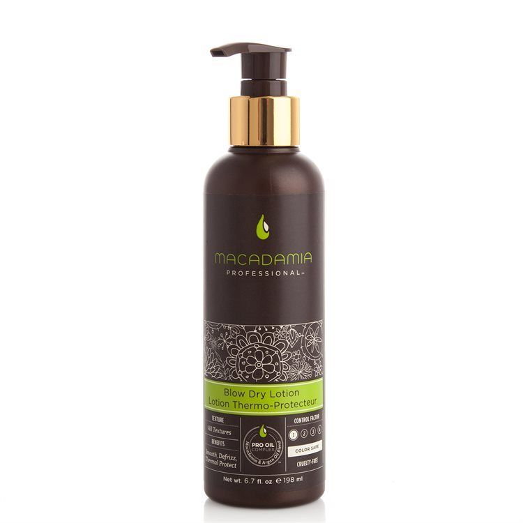 Macadamia Natural Oil-Blow Dry Lotion 198ml