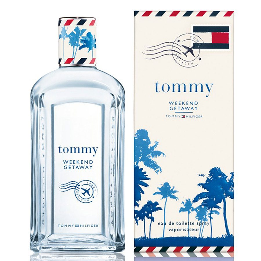 Tommy Weekend Getaway Eau de toilette 100 ml