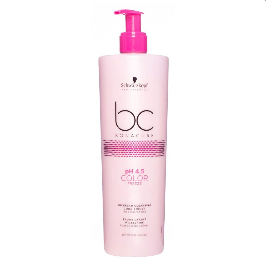Schwarzkopf BC Bonacure Color Freeze Cleansing Conditioner 500ml