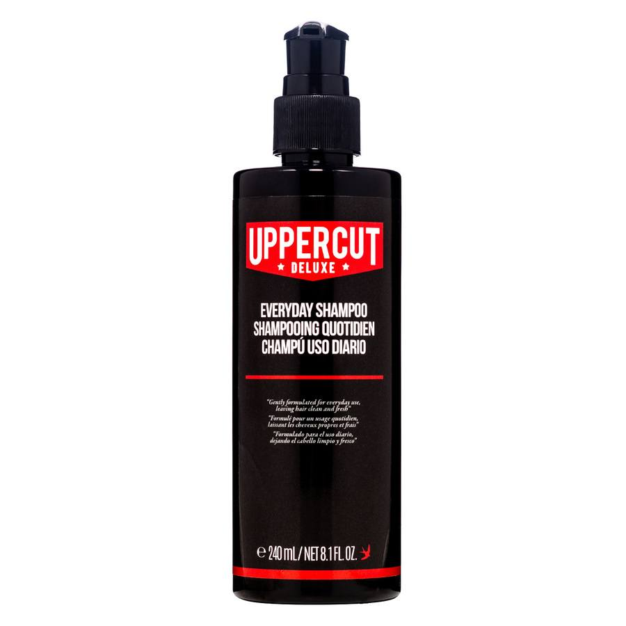 Uppercut Deluxe Everyday Shampoo 240 ml