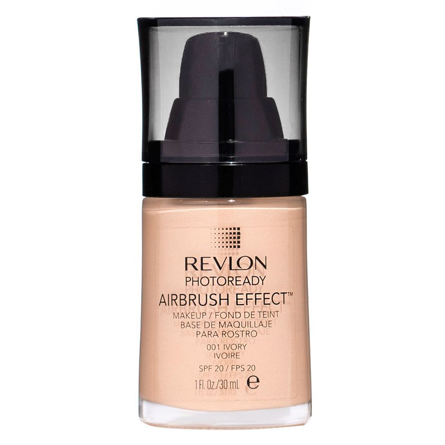 Revlon Photoready Airbrush Effect 001