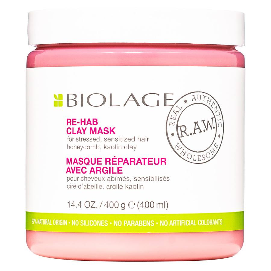 Matrix Biolage R.A.W Re-Hab Clay Mask 400ml