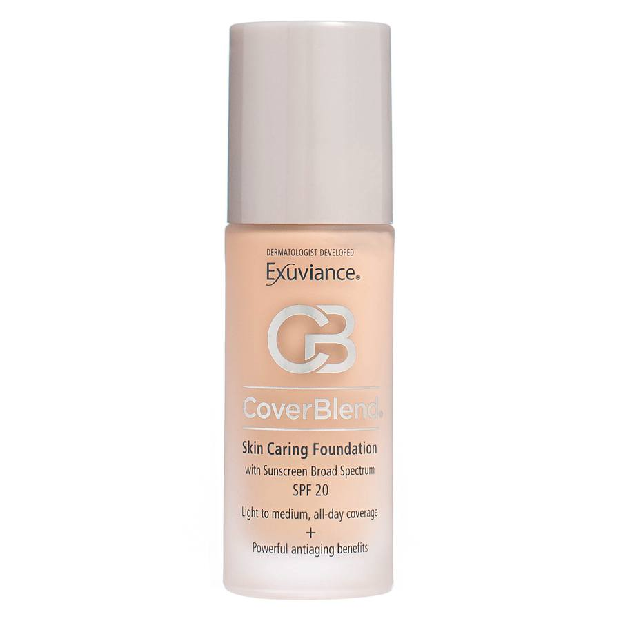 Exuviance CoverBlend Skin Caring Foundation SPF20 Warm beige 30 ml