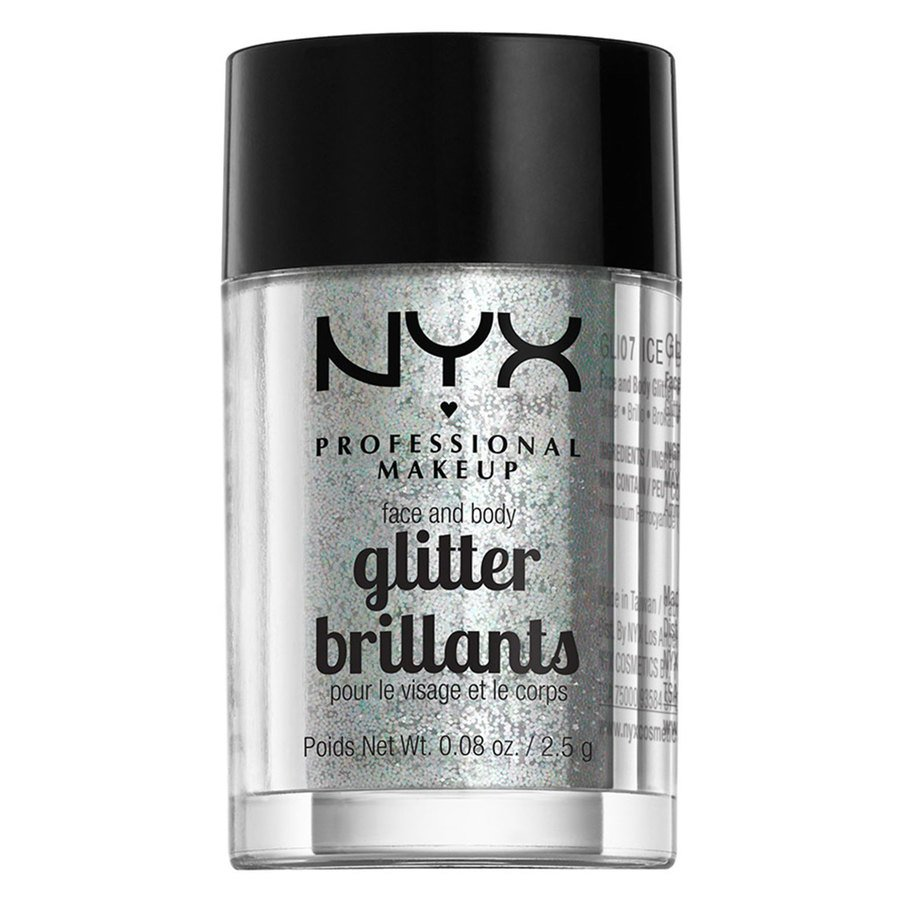 NYX Professional Makeup Face And Body Glitter Ice GLI07
