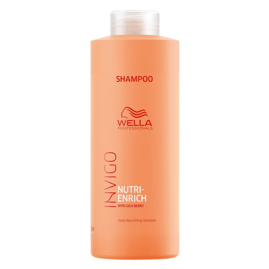 Wella Professionals Invigo Nutri-Enrich Deep Nourishing Shampoo 1000 ml