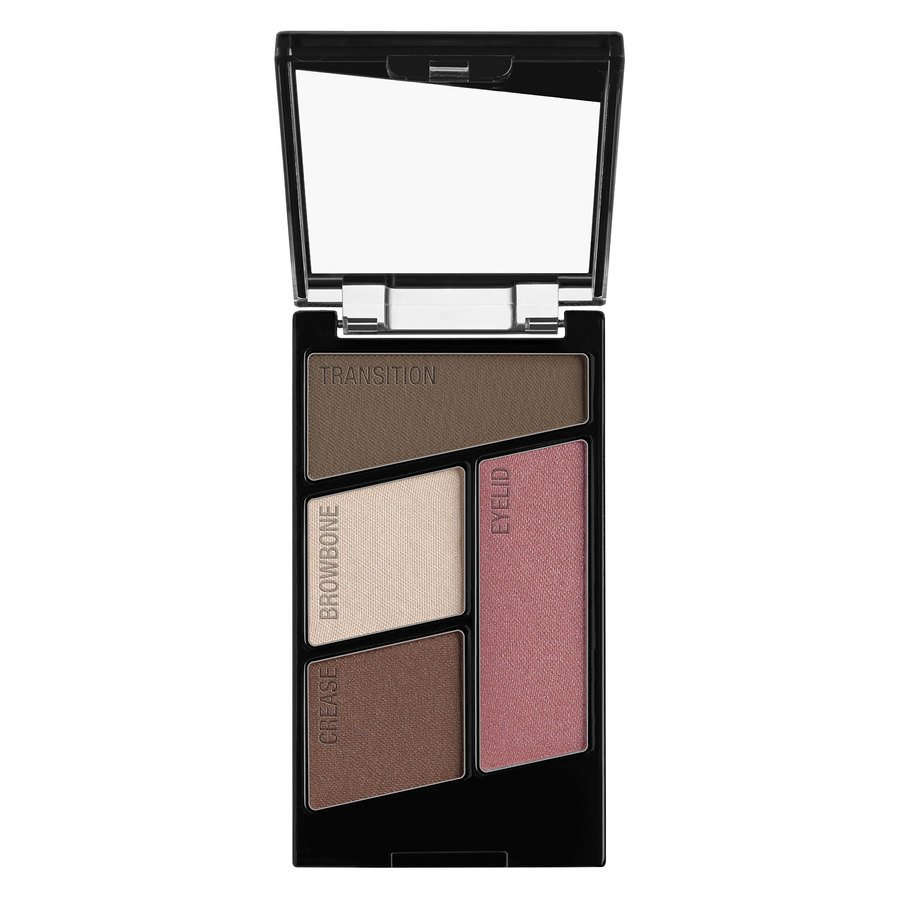Wet'n Wild Color Icon Eyeshadow Quads Sweet As Candy
