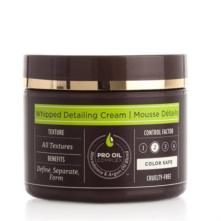 Macadamia Professional Whipped Detailing Cream 60 ml/57 g