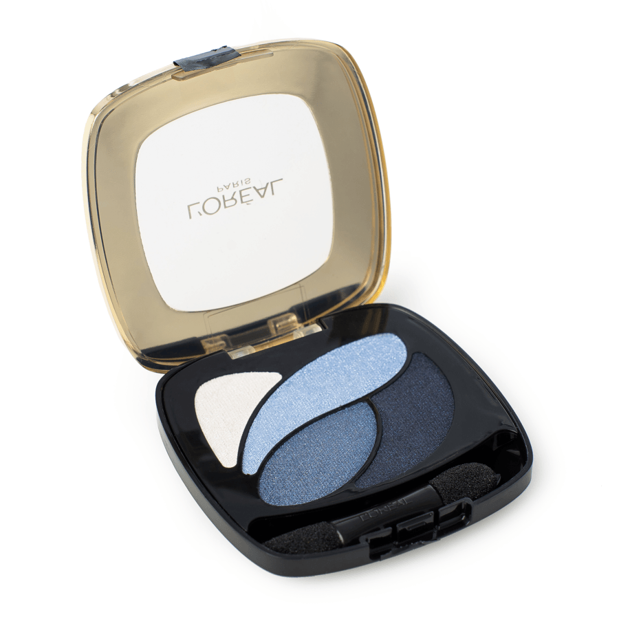 L'Oréal Paris Colour Riche Les Ombres Quad E8 eternal Blue