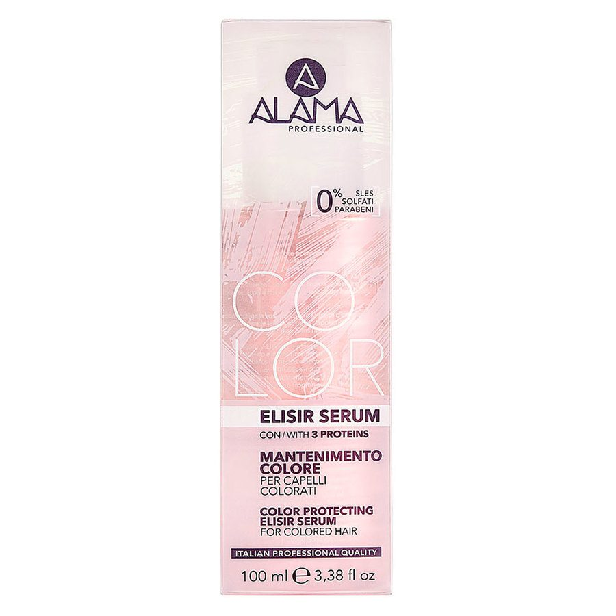 Alama Professional Color Protecting Elisir Serum For Colored Hair 100ml