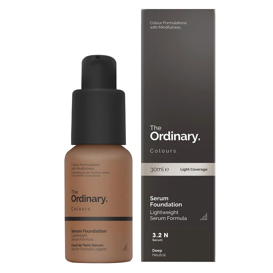 The Ordinary Serum Foundation 3.2 N deep Neutral