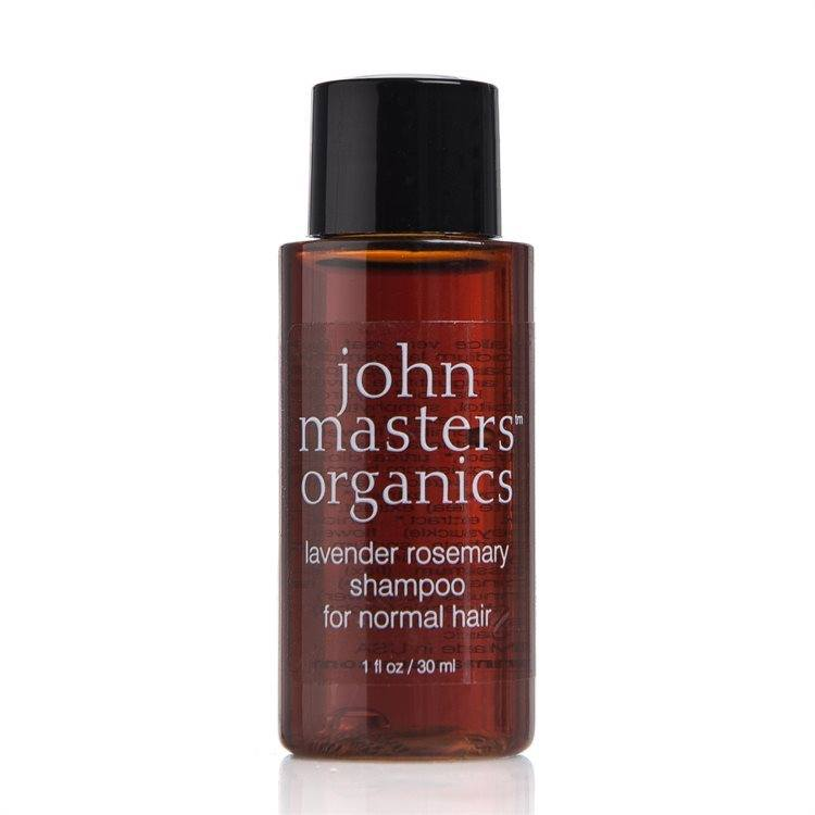 John Masters Organics Travel Lavender Rosemary Shampoo for Normal Hair 30ml