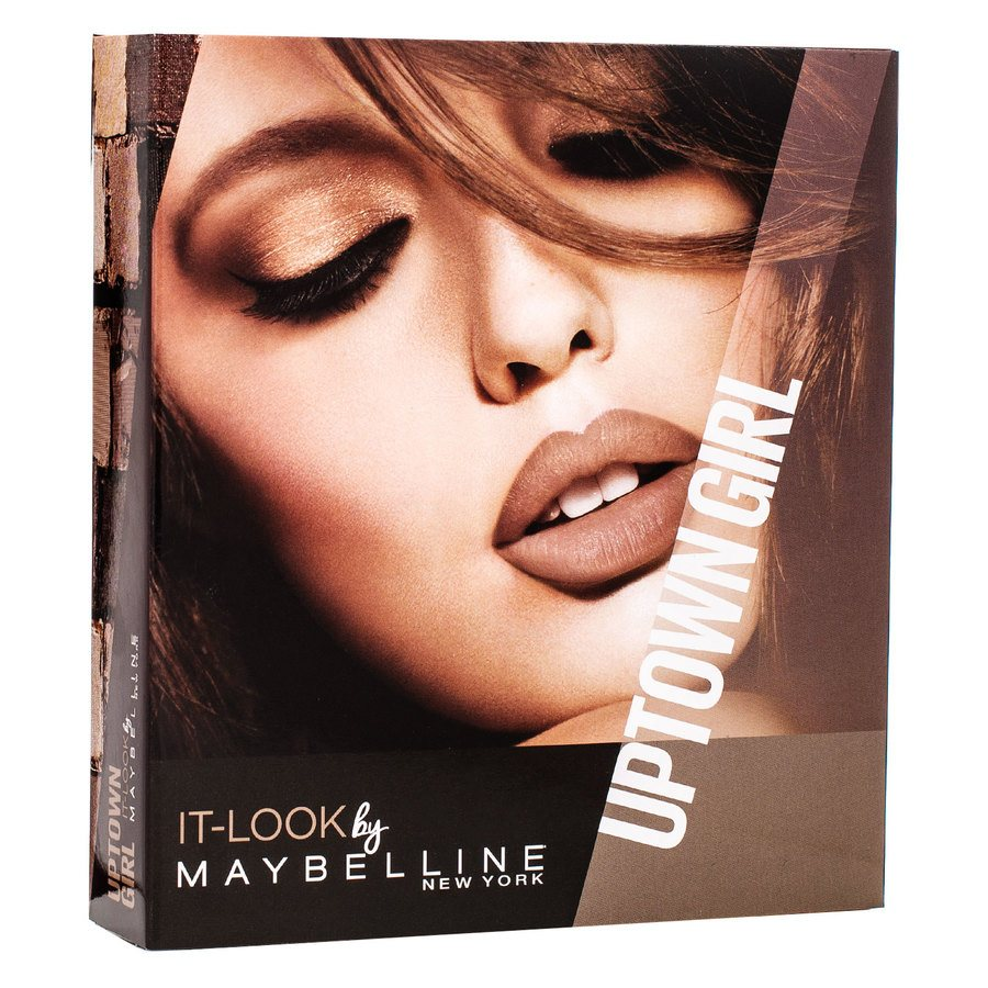 Maybelline It-Look Gift Set Uptown Girl