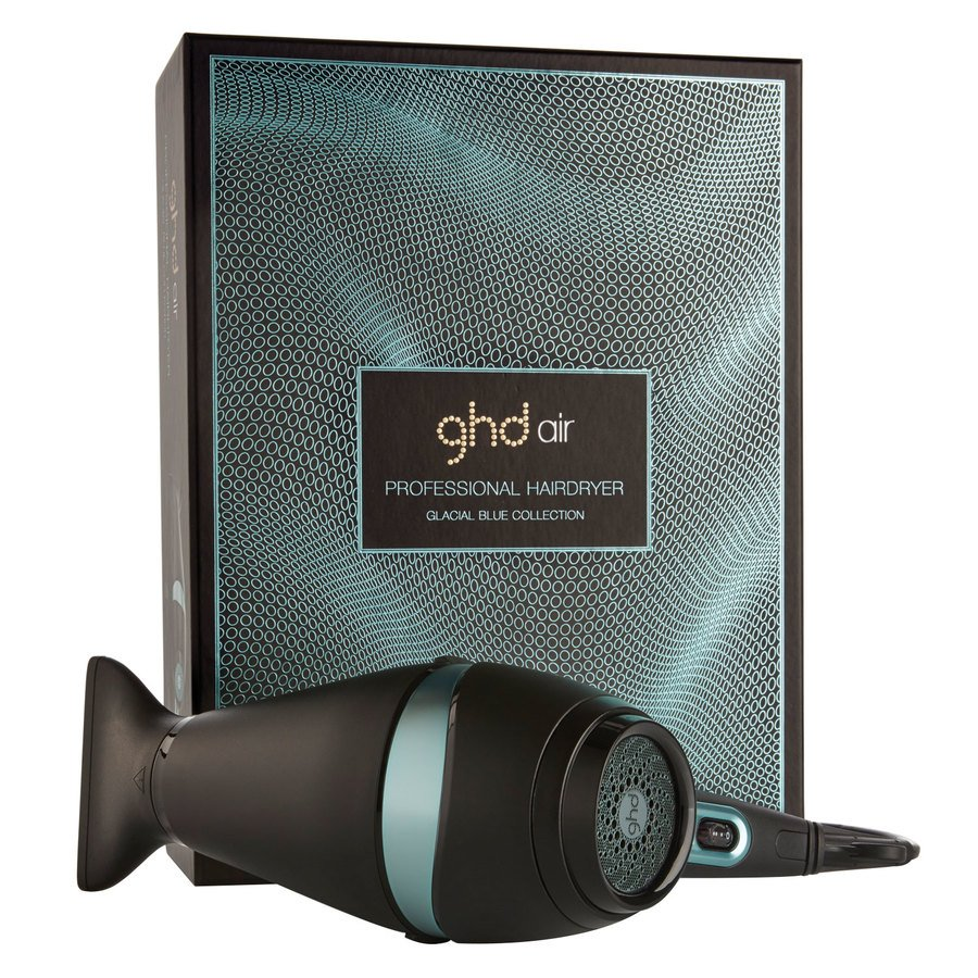 ghd Air Glacial Blue Hairdryer