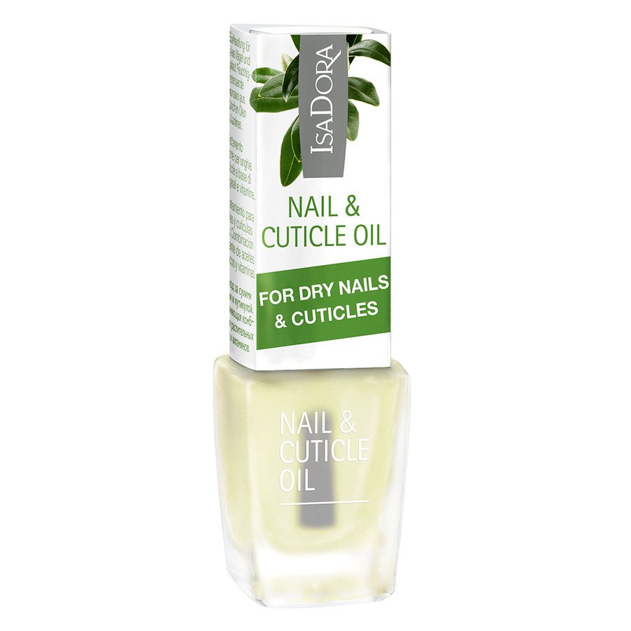 IsaDora 698 Nail & Cuticle Oil 6ml