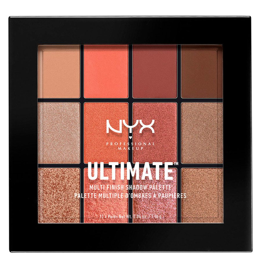 NYX Professional Makeup Ultimata Multi-Finish Warm Rust 18g