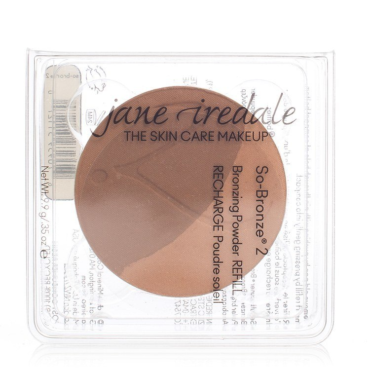 Jane Iredale So-Bronze 2 Bronzing Powder 9,9g Refill