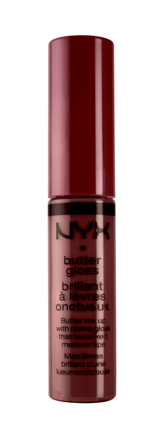 NYX Prof. Makeup Butter Gloss Devils Food Cake 8ml BLG22