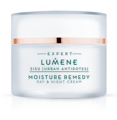 Lumene Sisu Moisture Remedy Day & Night Cream 50ml