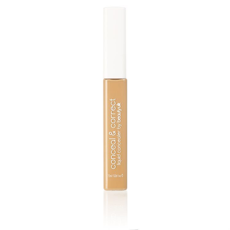 Beauty UK Conceal & Correct Liquid Concealer no.3