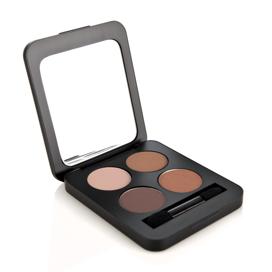 Youngblood  Pressed Mineral Eyeshadow Quad Timeless 4g