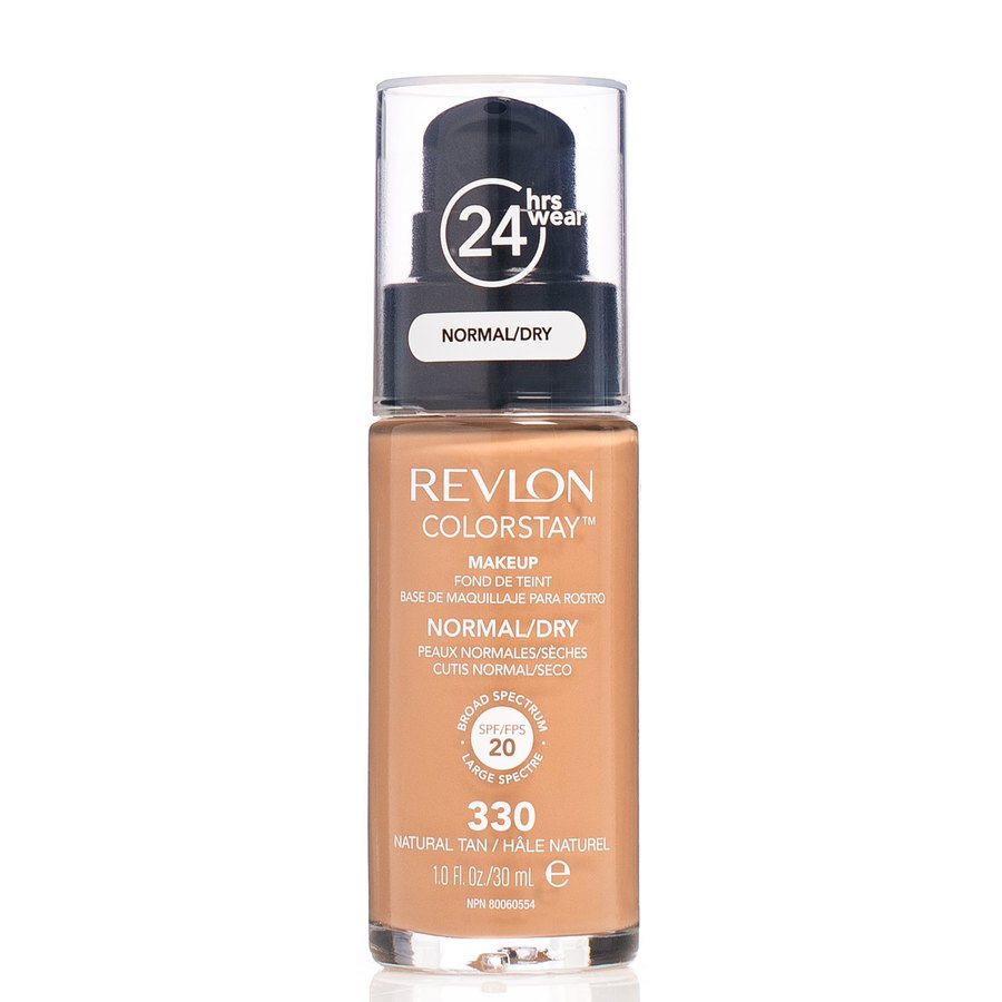 Revlon Colorstay Makeup Normal/Dry Skin 330 Natural Tan 30ml