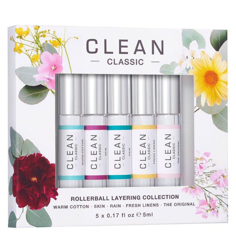 Clean 5 x 5ml Set Limited Edition