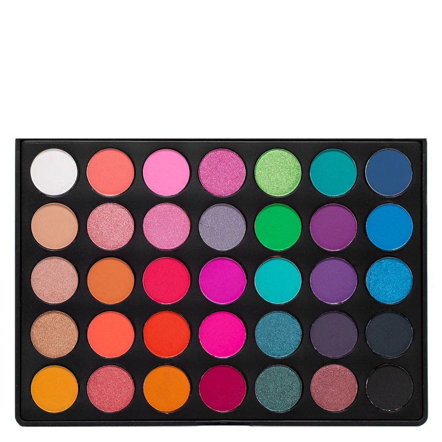 Smashit Cosmetics Eyeshadow Palette Mix 18