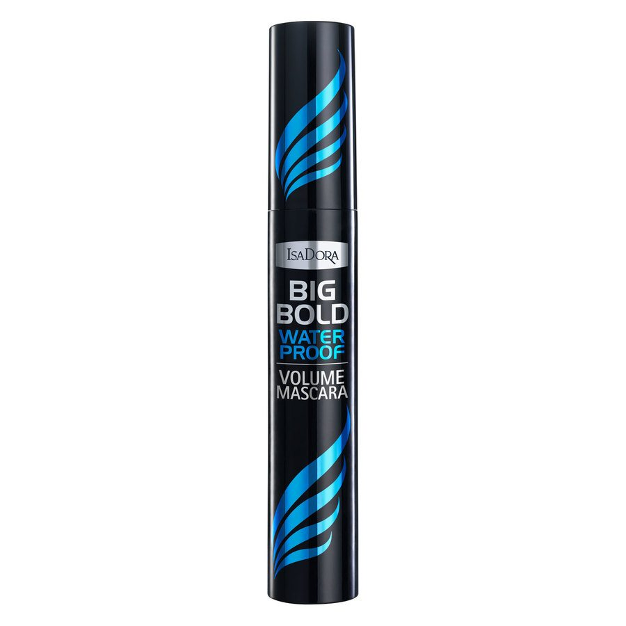 IsaDora Big Bold Waterproof Volume Mascara 12 Black 16 ml