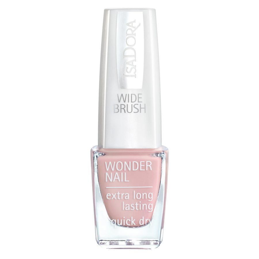 IsaDora Wonder Nail Wide Brush 582 Rose Petal 6 ml