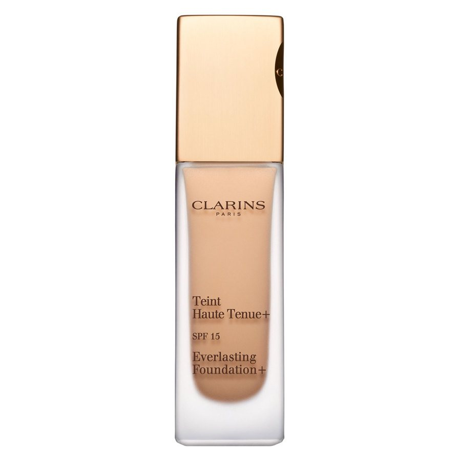 Clarins Everlasting Foundation+ #107 Beige 30 ml