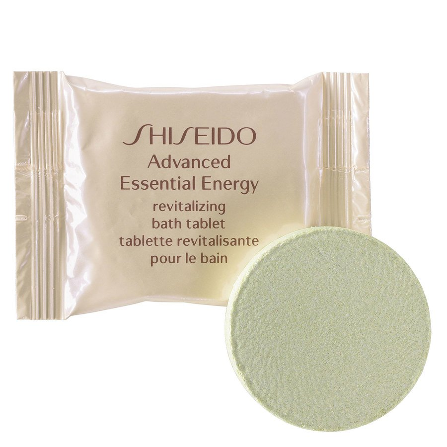 Shiseido Revitalizing Bath Tablets 10stk x 25 g