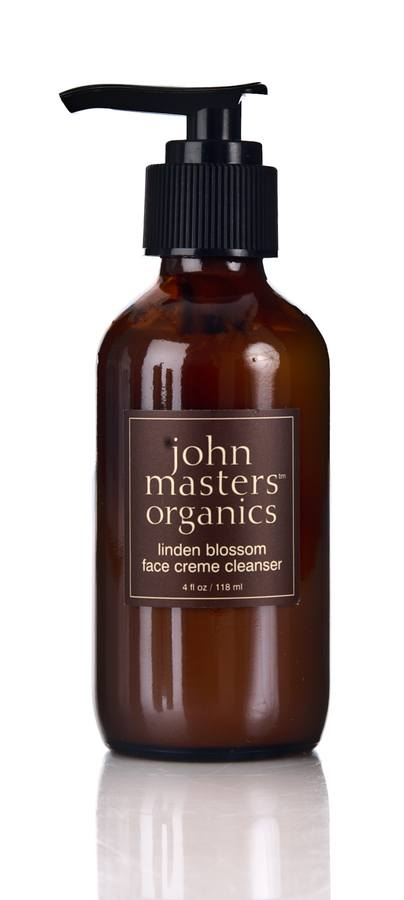 John Masters Organics Linden Blossom Face Creme Cleanser 118ml