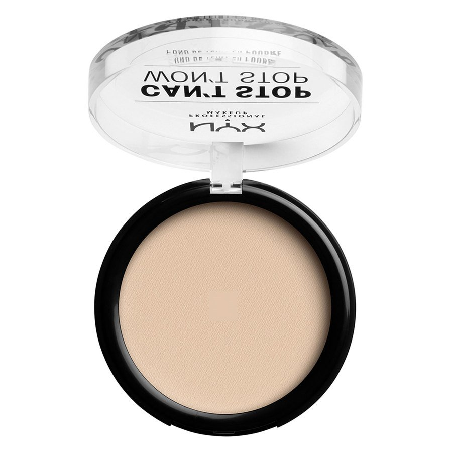 NYX Professional Makeup Can't Stop Won't Stop Powder Foundation #1.5 Fair 10,7g